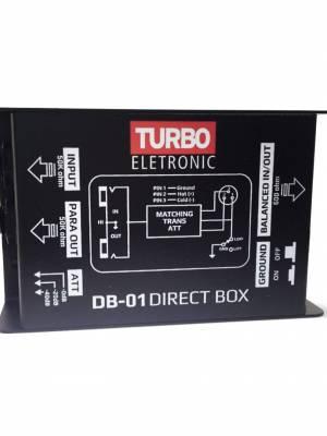 Direct Box Passivo Turbo DB-01
