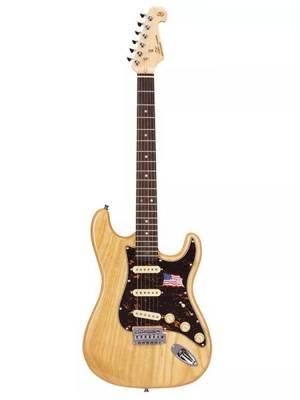 Guitarra SX Srato Natural