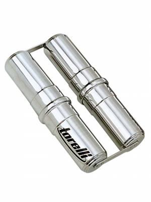 Ganzá Duplo Aluminio Torelli