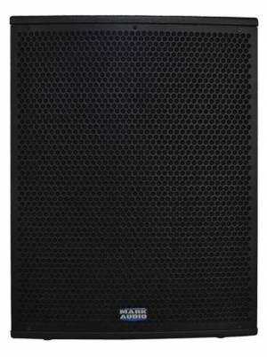 """Caixa Subwoofer Passiva 15"""" 250W RMS Mark Audio SP1200"""