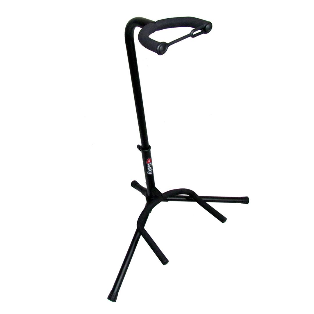 Suporte Para Instrumentos de Cordas de Chão Com Trava Saty SGI40