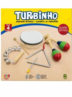 Bandinha Infantil Turbinho BR-4A