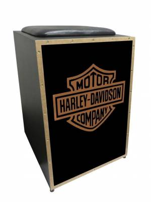 Cajon Acústico Jaguar CJ1000 Harley