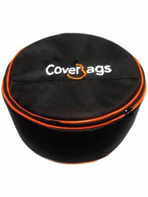 "Capa Acolchoada para Caixa de Bateria 12"" CoverBags"