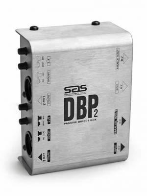 Direct Box Passivo Duplo Santo Angelo DBP2